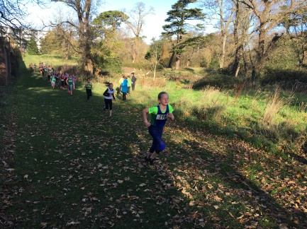Dublin Cross Country Uneven Age-10
