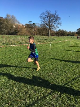 Dublin Cross Country Uneven Age-13