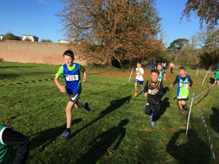 Dublin Cross Country Uneven Age-14