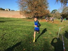 Dublin Cross Country Uneven Age-15
