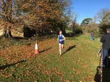 Dublin Cross Country Uneven Age-16