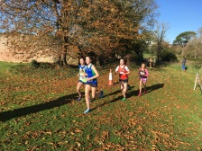 Dublin Cross Country Uneven Age-17