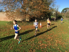 Dublin Cross Country Uneven Age-18