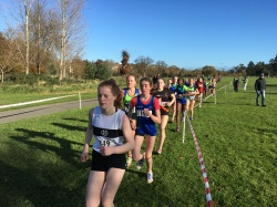 Dublin Cross Country Uneven Age-21