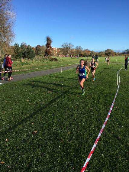Dublin Cross Country Uneven Age-23
