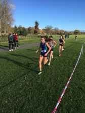 Dublin Cross Country Uneven Age-24