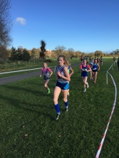 Dublin Cross Country Uneven Age-25