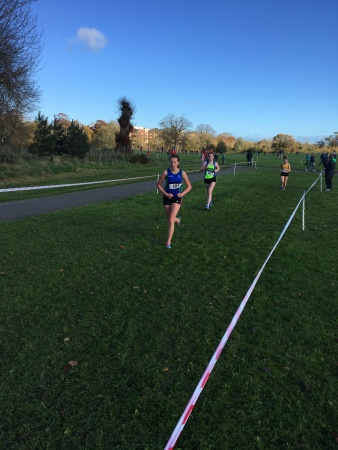 Dublin Cross Country Uneven Age-29