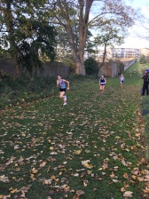 Dublin Cross Country Uneven Age-30