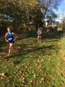 Dublin Cross Country Uneven Age-34