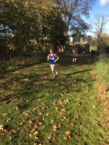 Dublin Cross Country Uneven Age-35