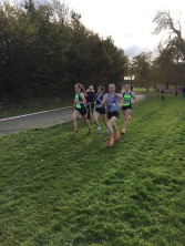 Dublin Cross Country Uneven Age-40