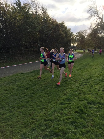 Dublin Cross Country Uneven Age-41
