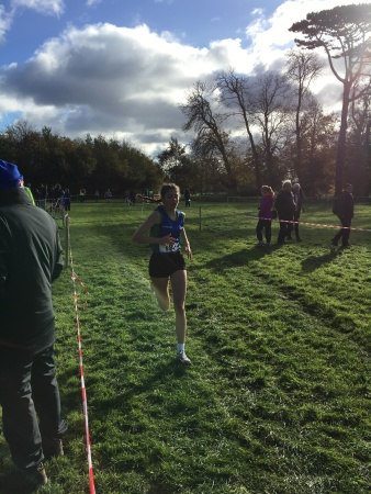Dublin Cross Country Uneven Age-42