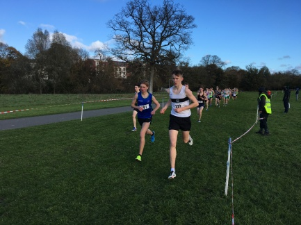 Dublin Cross Country Uneven Age-43