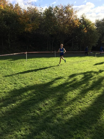 Dublin Cross Country Uneven Age-50