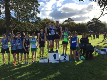 Dublin Cross Country Uneven Age-51