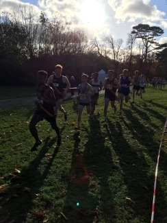 Dublin Cross Country Uneven Age-52