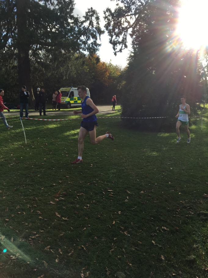 Dublin Cross Country Uneven Age-53